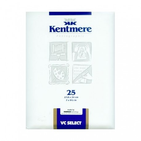 Papel Select 18x24x25 kentmere