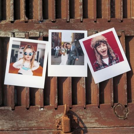 Pack de fotos tipo Polaroid®
