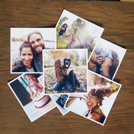 Pack de fotos cuadradas Ig
