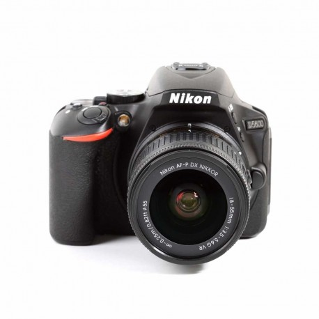 Cámara digital Nikon D5600 kit lente 18-55