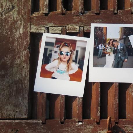 Fotos tipo Polaroid