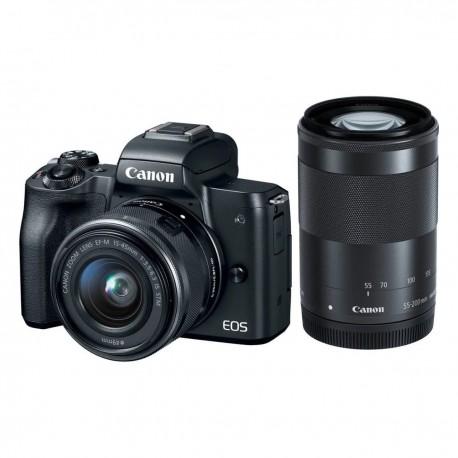 Cámara digital Canon T7 kit 18-55 reflex 24MP