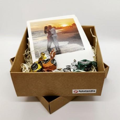 Promo SAN VALENTÍN ¡10 fotos+dulces+caja!
