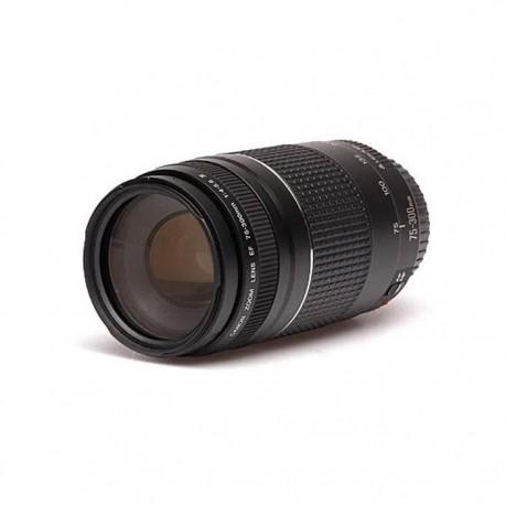 Lente Canon 75-300 4:5.6 III